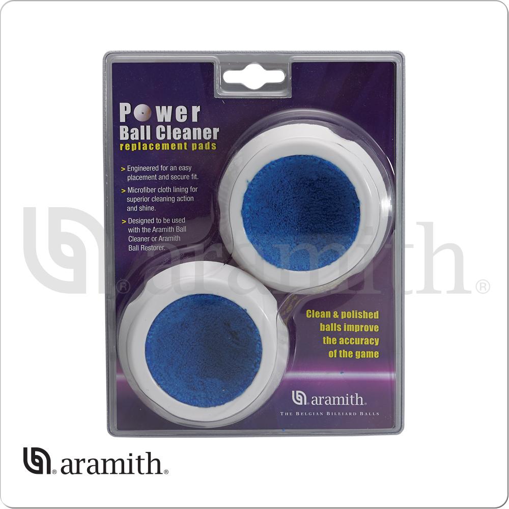 Aramith Bbacmrp Power Ball Cleaner Pads Aramith Ball