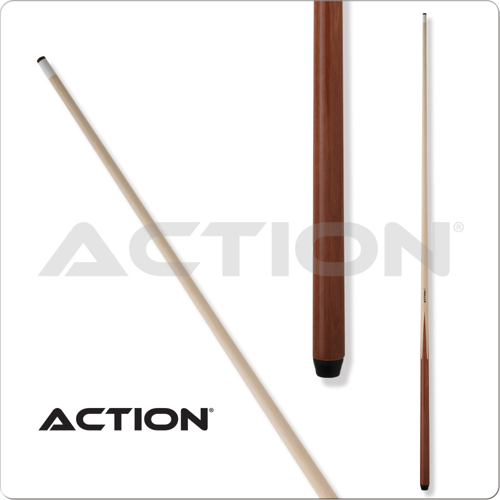 Action ACTB02 Canadian Maple One Piece Cue