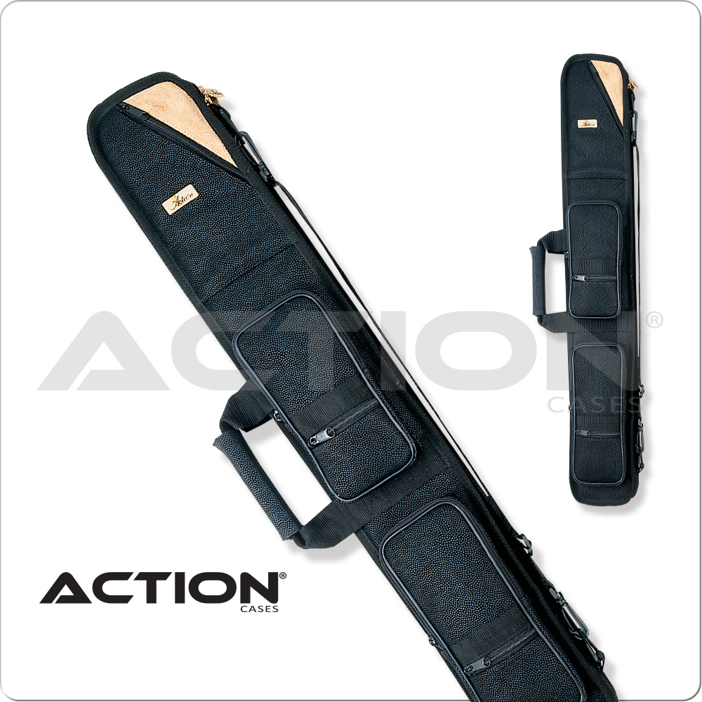 Action ACSC07 2x4 Textured Soft Cue Case