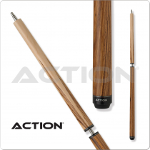 Action ACTBJZ Zebrawood Break Jump Cue
