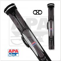 APA APAC22 2x2 Hard Cue Case