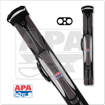 APA 2x2 Hard Pool Cue Case
