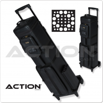 Action AC1224 12x24 Traveling Dealer Case