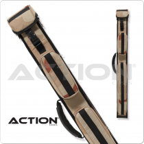 Action ACGI23 Tan 2x3 Hard Cue Case