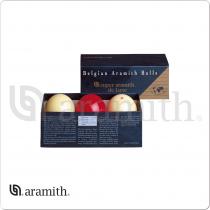 Aramith BBACDLX Super de Luxe Carom Set