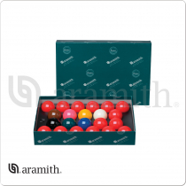 "Aramith BBAES2.125 Premier 2 1/8"" English Snooker Set"