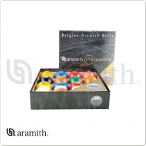 Aramith BBATPC Tournament TV Pro Cup Ball Set