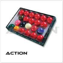 Action BBSNK Snooker Ball Set