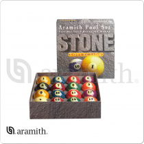 Aramith BBSTN Stone Ball Set