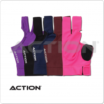 Action Deluxe BGLDLX Billiard Glove - Bridge Hand Left