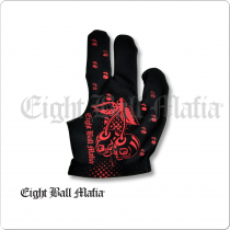 Eight Ball Mafia BGEBM02_B Glove - Bridge Hand Left