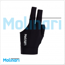 Molinari BGLMOL Billiard Glove Small Left Hand