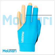 Molinari BGLMOL Billiard Glove One size fits most Left hand
