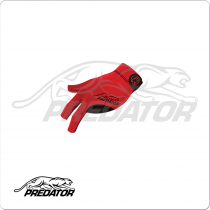 Predator BGLPR Second Skin Red - Bridge Hand Left