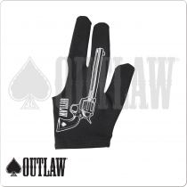 Outlaw Gun BGLOL01 Glove - Bridge Hand Left