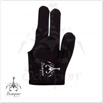 Scorpion BGLSC01 Glove - Bridge Hand Left