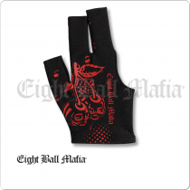 Eight Ball Mafia BGREBM02 Glove - Bridge Hand Right