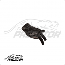 Predator BGRPG  Second Skin Black & Grey - Bridge Hand Right XS