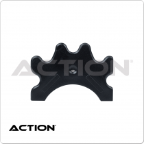 Action BHBP Black Plastic Bridge Head