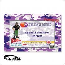 Drill DVDDI-C Instructor Cue Ball Drills DVD