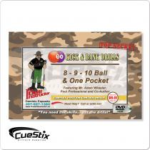Drill Instructor BKDI-D Kick and Bank Drills Book