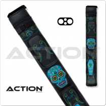 Action Calavera CALC22A 2x2 Stitch Hard Cue Case