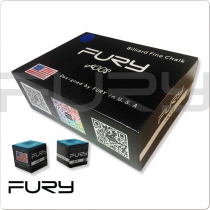 Fury CHFU144 Chalk 144 Piece Box