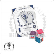 Silver Cup CHS12 Chalk- Box of 12