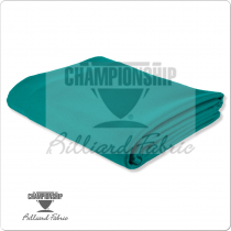 Championship Valley Teflon Ultra CLVTU7 Pool Table Cloth - 7 ft