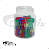 Steel DRT100 Tip Darts - Bucket of 100
