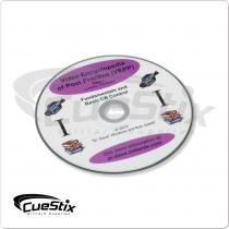 Encyclopedia DVDEPP1 of Pool Practice DVD - Volume 1