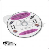 Encyclopedia DVDEPP2 of Pool Practice DVD - Volume 2