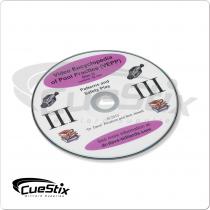 Encyclopedia DVDEPP3 of Pool Practice DVD - Volume 3