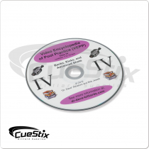 Encyclopedia DVDEPP4 of Pool Practice DVD - Volume 4