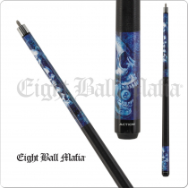 Action Eight Ball Mafia EBM19 Cue