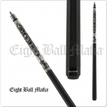 Action Eight Ball Mafia EBMBK01 Break Cue