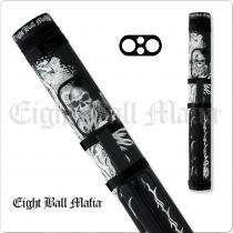 Action Eight Ball Mafia EBMC22A 2x2 Hard Cue Case
