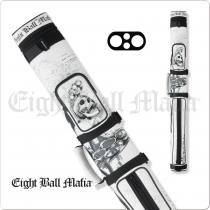 Action Eight Ball Mafia EBMC22E 2x2 Hard Cue Case