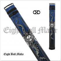 Action Eight Ball Mafia EBMC22J 2x2 Cue Case