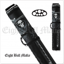 Action Eight Ball Mafia EBMC35A 3x5 Hard Cue Case