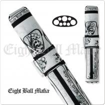 Action Eight Ball Mafia EBMC35E 3x5 Hard Cue Case