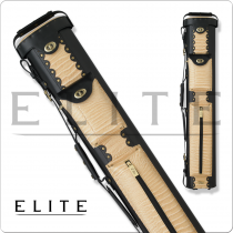 Elite ECL37 3x7 Leather Hard Cue Case