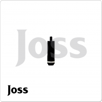 "Joss EXTRJOS4 SCREW 4"" Rear Extension"