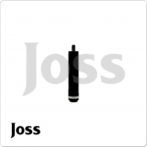 "Joss EXTRJOS6 SCREW 6"" Rear Extension"