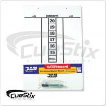 Dry GADESB Erase Scoreboard GADESB