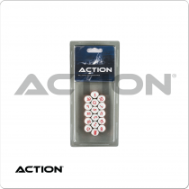 Action GAPBW White Scoring Pills- Blister Pack