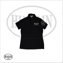 Hustlin USA HUSP03 Ladies Polo