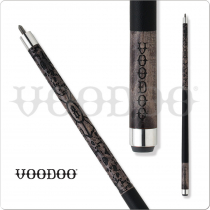 Voodoo Grey VOD11 Spiderweb Pool Cue