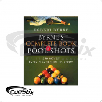 Byrne's BK350 Complete Book Of Pool Shots