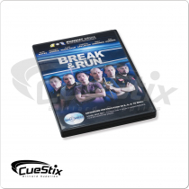 Break DVDBR and Run 3 Disc Instructional DVD